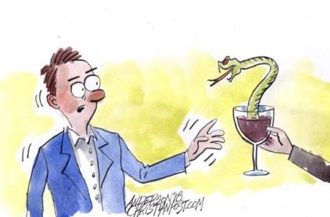 Una copa de vino al día? ¡No tan rapido!