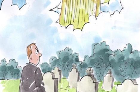 Recuerde: la meta de la vida está en el cielo
