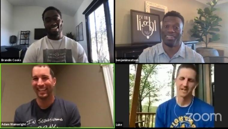 Los atletas profesionales cristianos discuten cómo Dios quiere que usen el tiempo de inactividad del coronavirus
